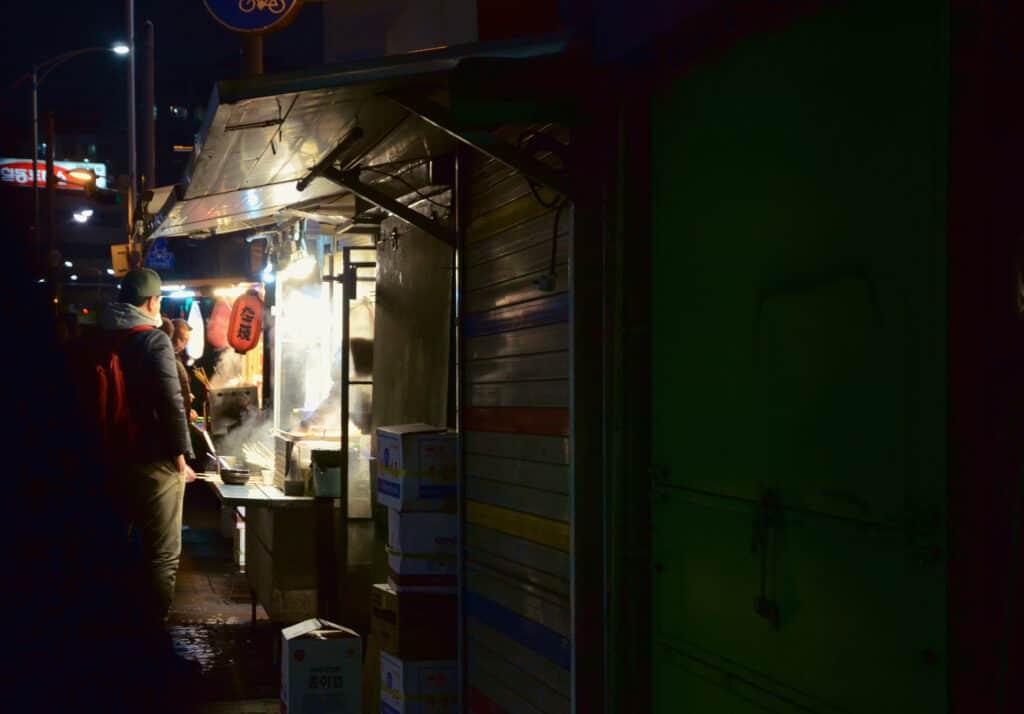 韓國路邊攤