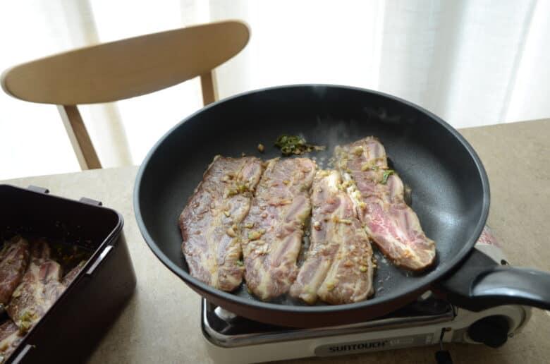 韓式牛小排食譜