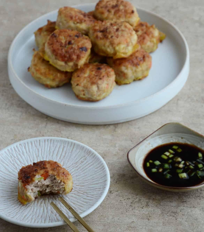 韓式料理食譜-韓式鮮肉煎餅