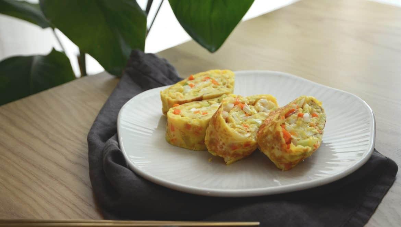 韓式雞蛋卷