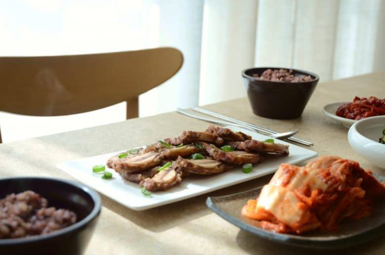 韓食飯桌-韓國家常菜