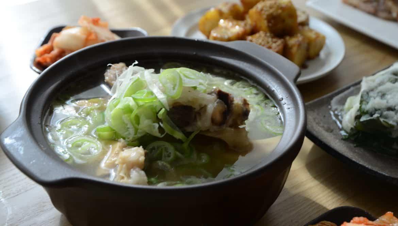 韓食飯桌-看懂韓國飯桌