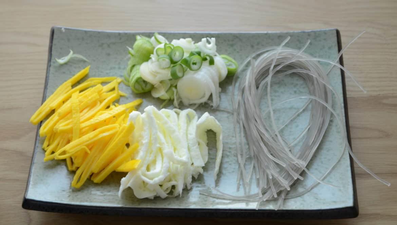 韓式牛排骨湯菜碼