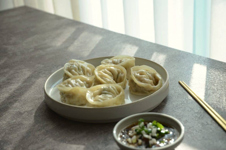 韓國家常菜-手工韓式餃子