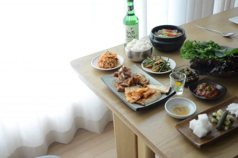 在家做出韓式烤肉