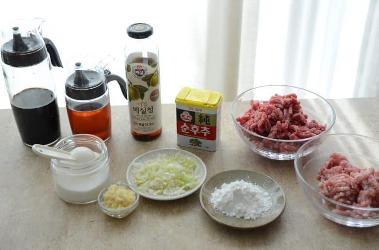 韓國料理食譜