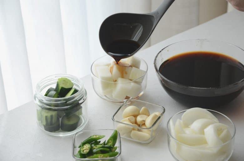 韓國烤肉小菜食譜