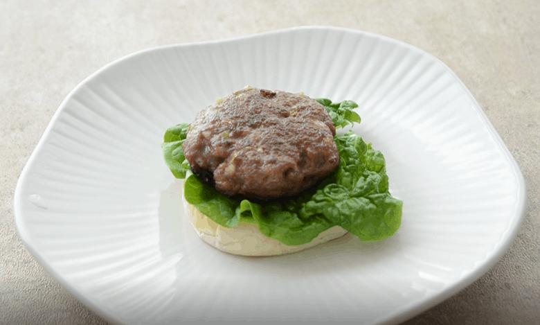 韓國風格漢堡