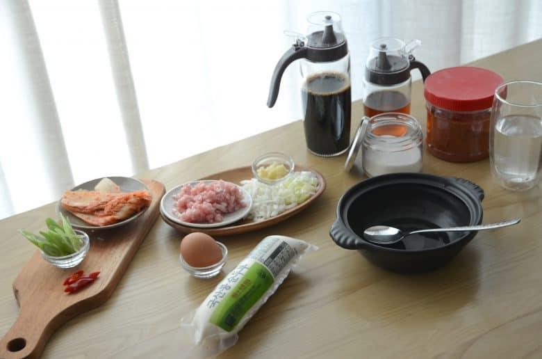 韓式嫩豆腐鍋食譜與做法
