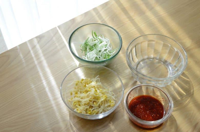 韓式小菜作法與食譜