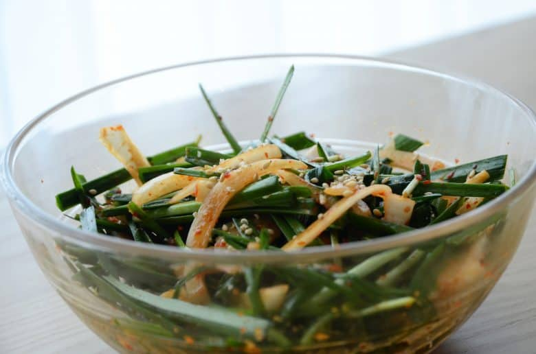 韓式涼拌小菜做法