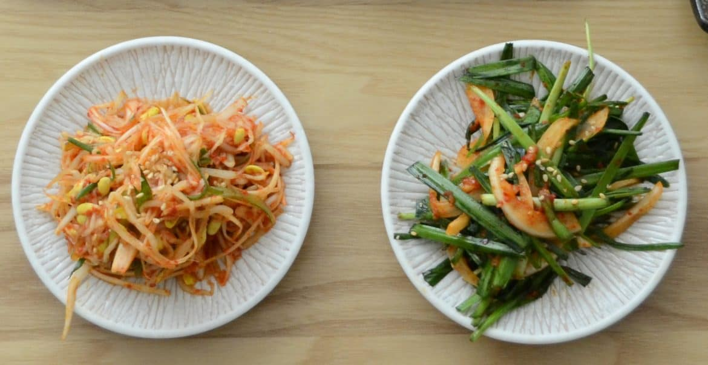 韓式涼拌小菜