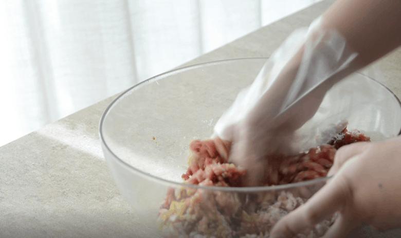 韓式漢堡肉作法