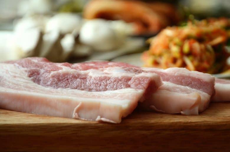 韓式烤肉五花肉