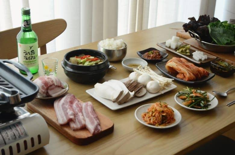 韓式烤肉在家做