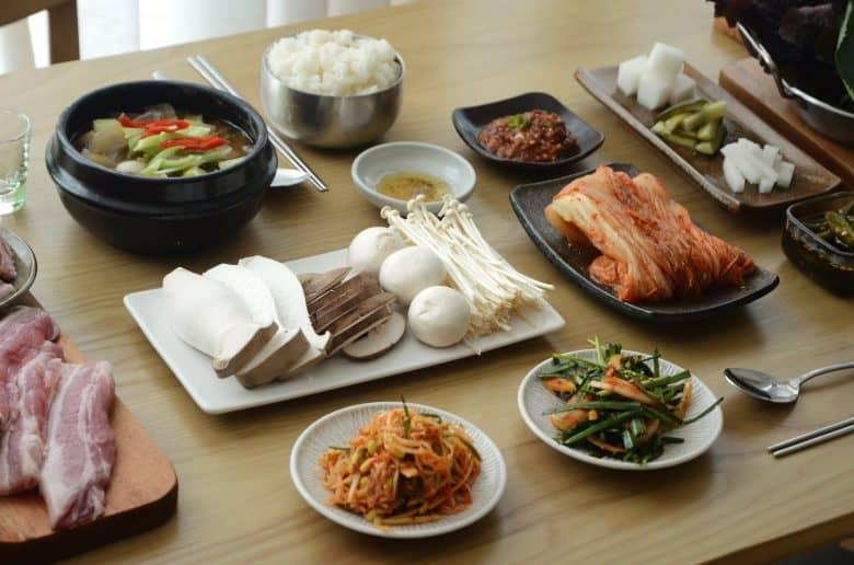 韓式烤肉攻略