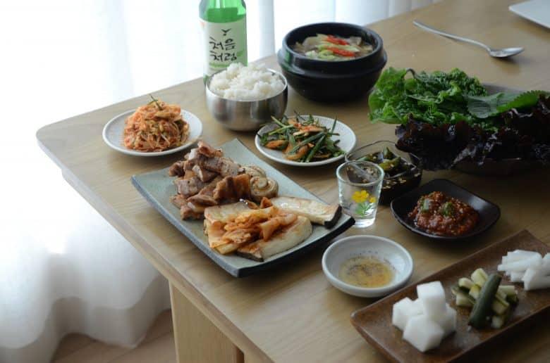 韓式烤肉在家吃