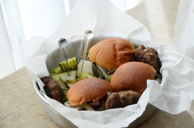 韓式輕食料理