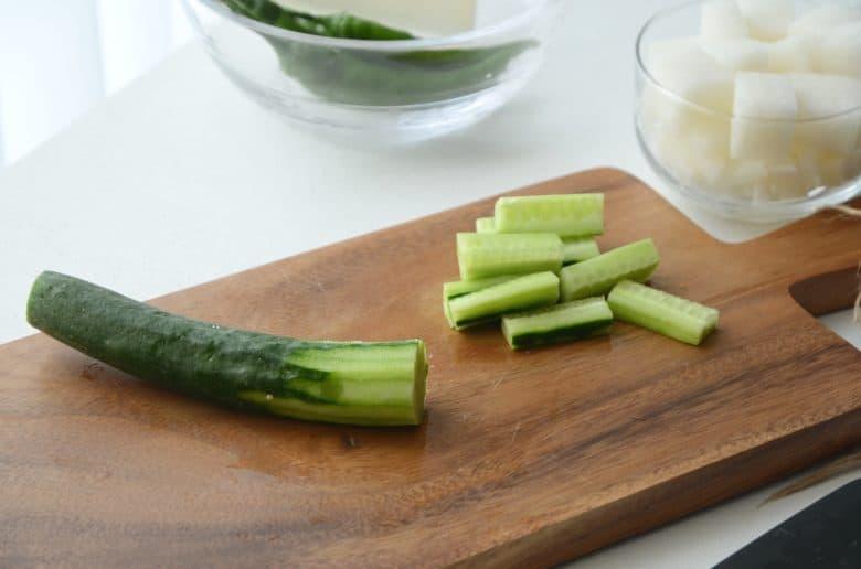 在家做韓式醃漬小菜