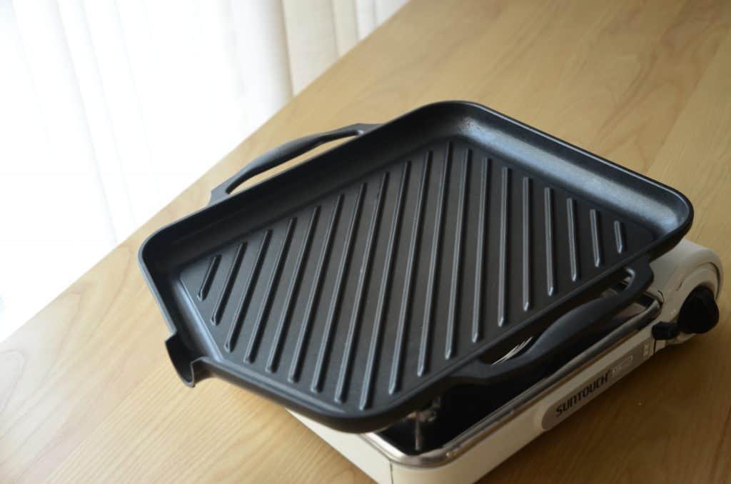 韓式烤肉用鑄鐵盤
