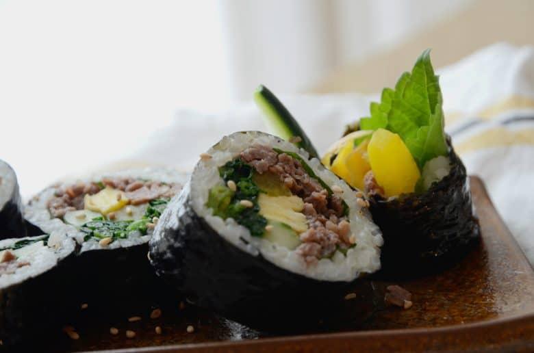 正宗韓式紫菜包飯