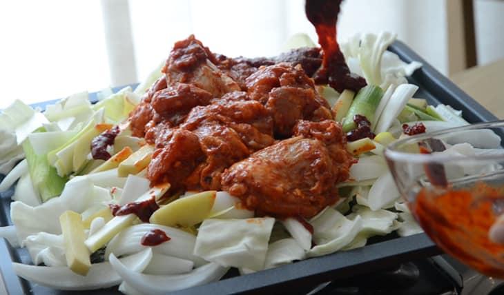 辣炒雞排食譜與做法