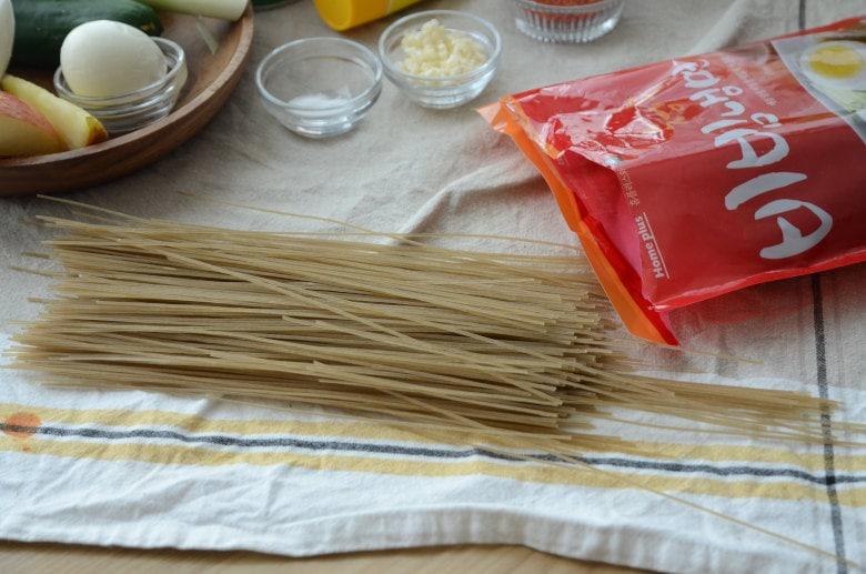 韓式蕎麥麵