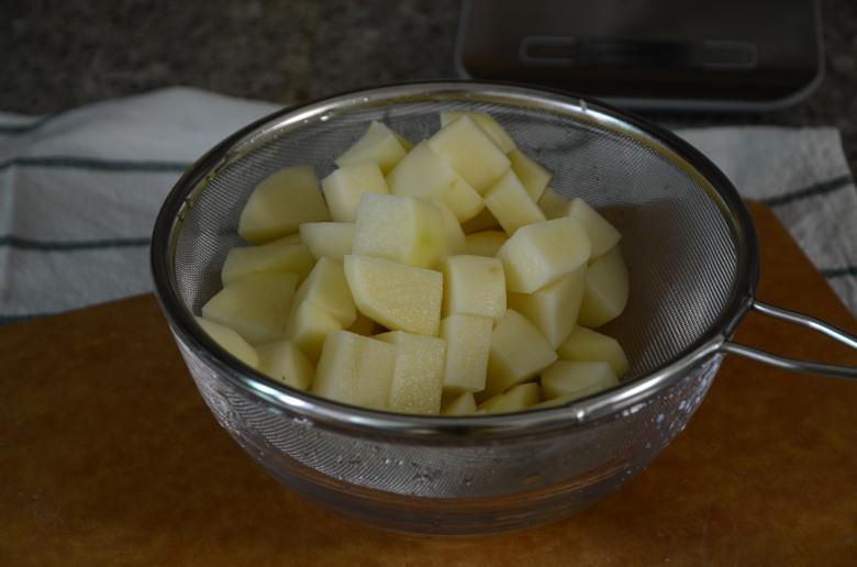 醬燒馬鈴薯食譜