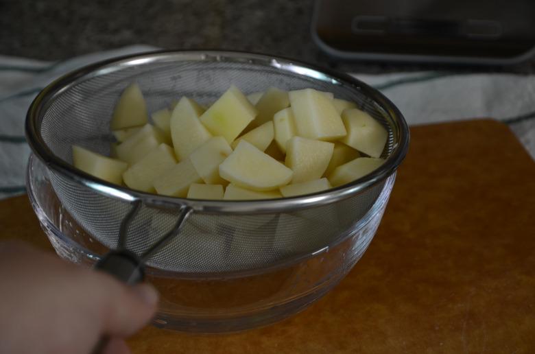 韓式醬燒馬鈴薯