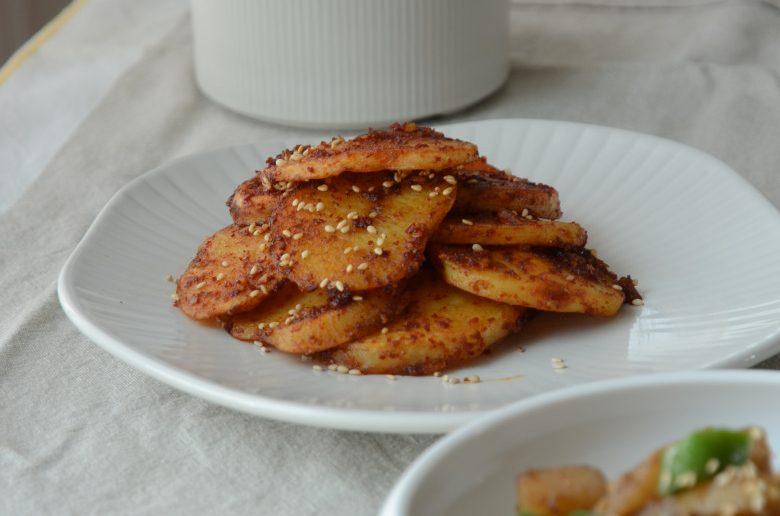 韓式辣味馬鈴薯