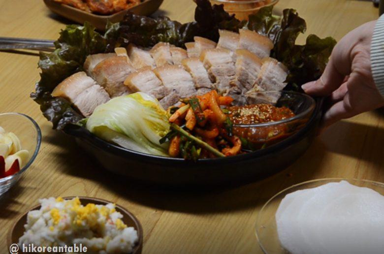 正宗韓式菜包肉