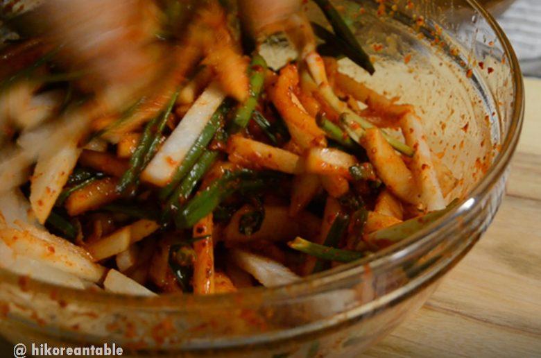 辣拌蘿蔔絲食譜