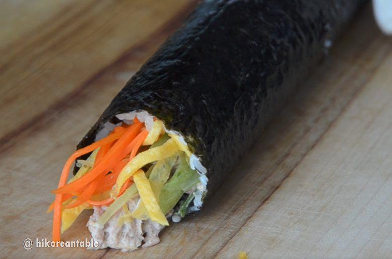 簡單紫菜包飯做法