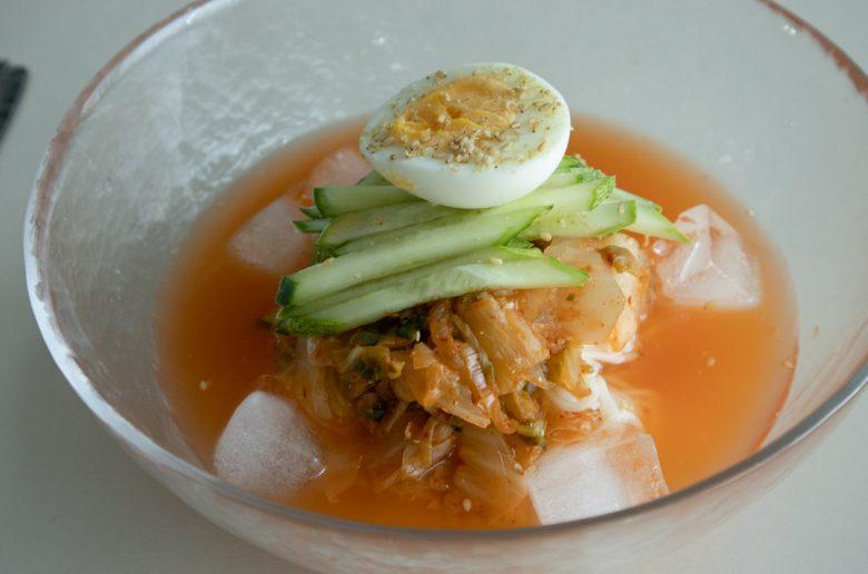 韓式水冷麵