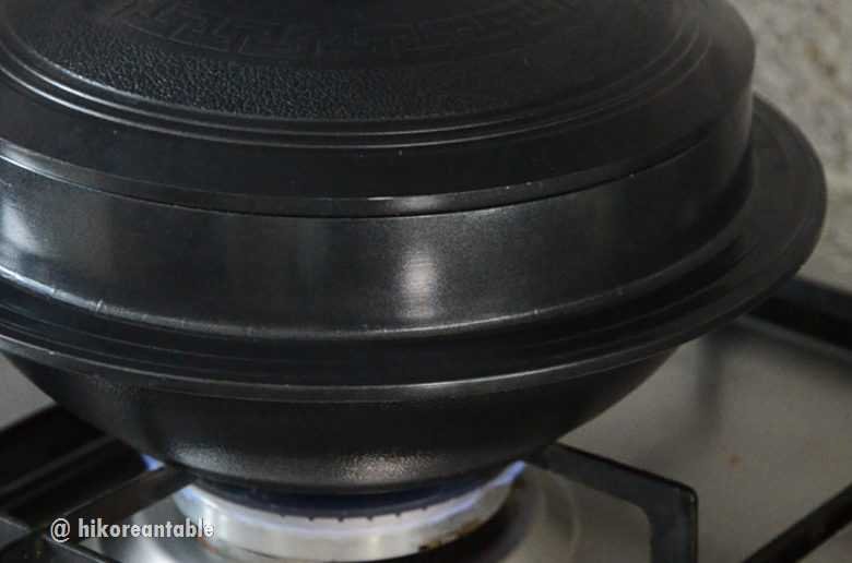泡菜五花肉鍋飯食譜