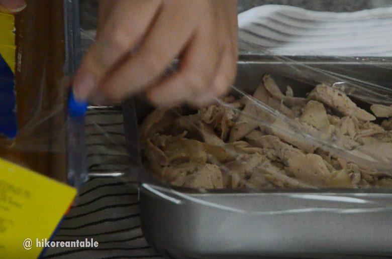 清燉雞絲湯食譜